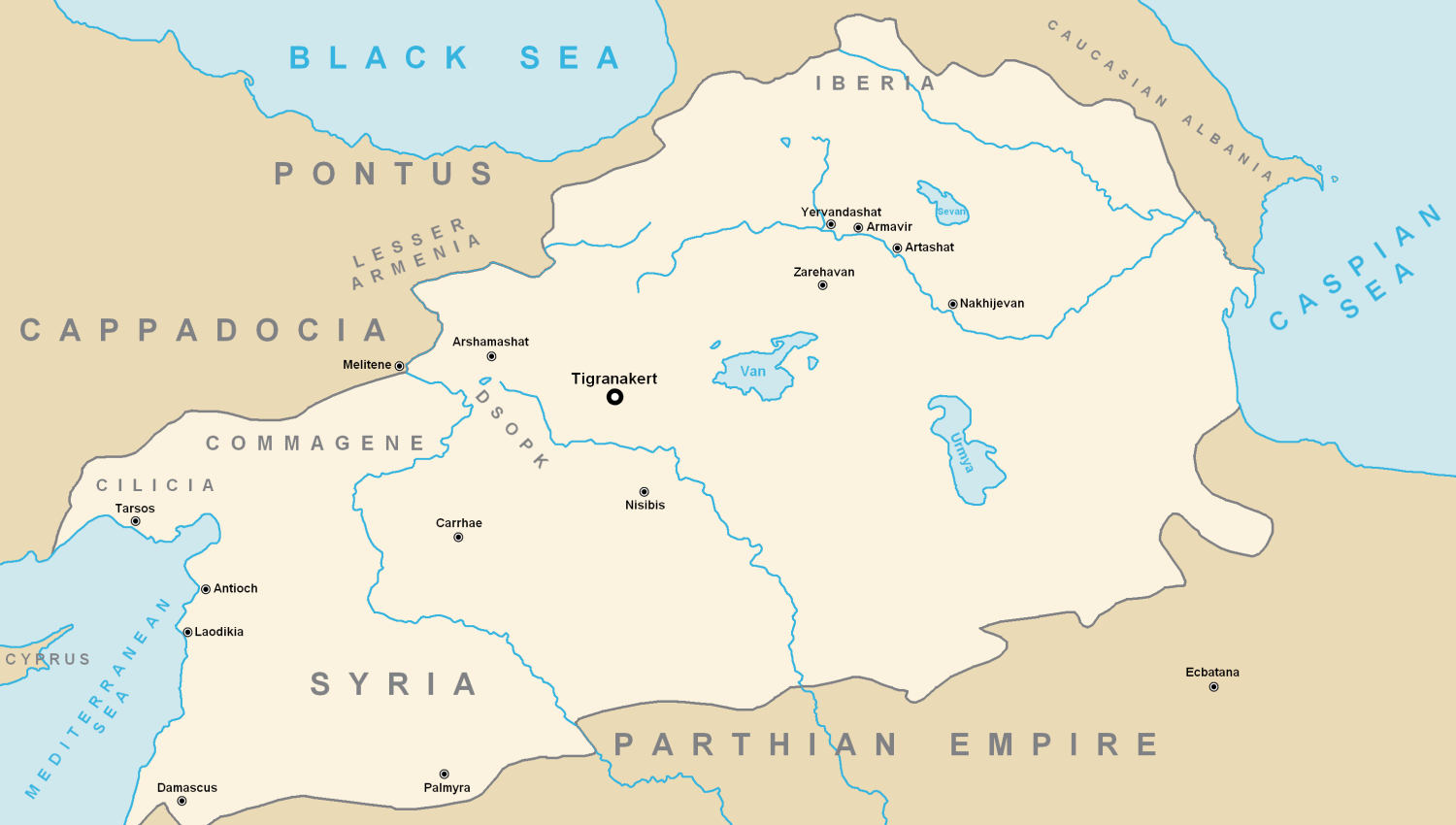 Kingdom of Armenia - Palig My Personal Site